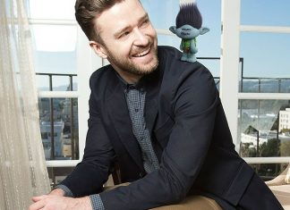 Justin Timberlake, 'Can't Stop The Feeling',