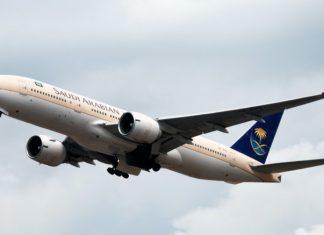 σαουδαραβικό σκάφος, αεροδρόμιο, Μανίλα,
