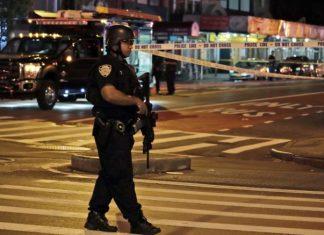 Νέα Υόρκη, έκρηξη, τρομοκράτες,