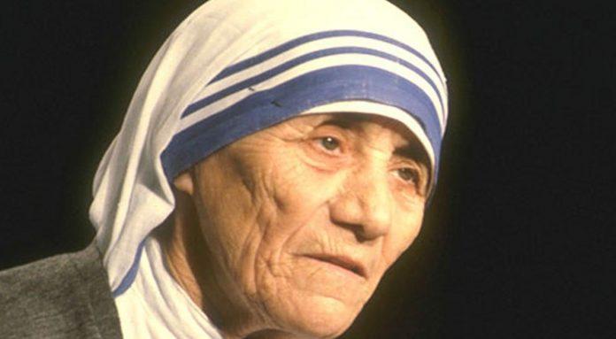 αγιοποιήθηκε, Μητέρα Τερέζα,