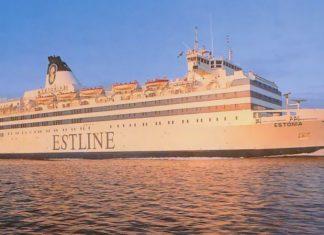 """σαν σήμερα, ναυάγιο, Βαλτική θάλασσα, """"Εστόνια"""","""