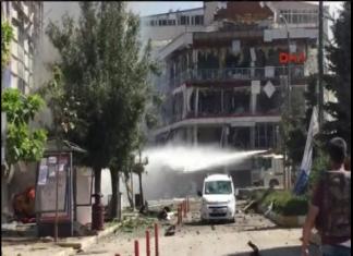 Τουρκία, έκρηξη, Βαν,