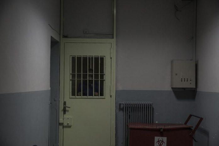 Καραγκιόζης, Φυλακές Κορυδαλλού,