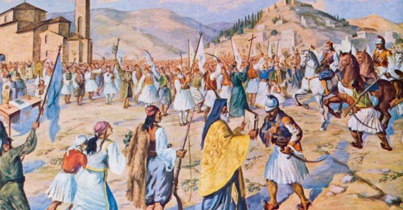 ΣΑΝ ΣΗΜΕΡΑ, μάχη της Πέτρας, Βοιωτία,