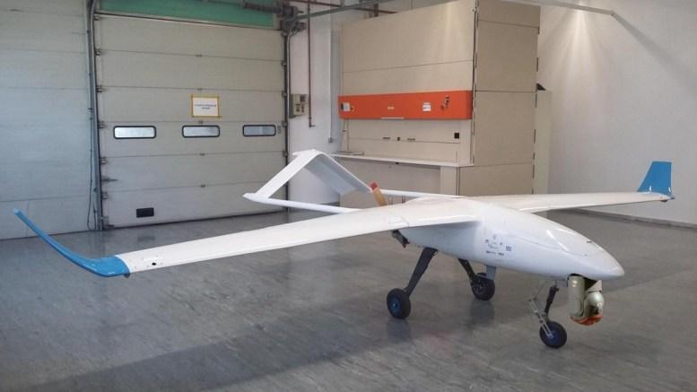 """ΔΕΘ, drone, σφραγίδα, """"Made in Greece"""","""