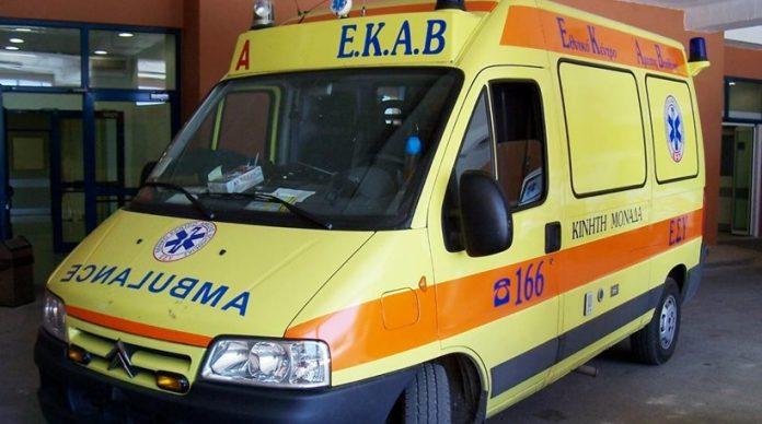 Θεσσαλονίκη: Νεκρός άντρας, μετά από πτώση, από κτίριο