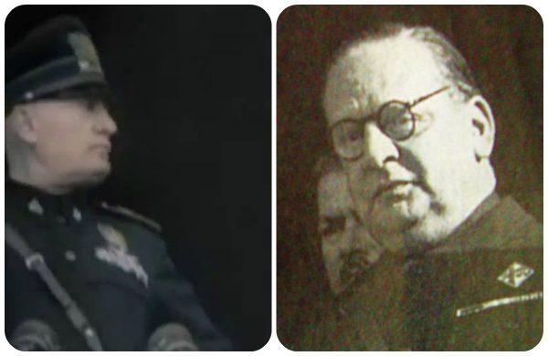 27 Οκτωβρίου 1940, Ιταλός πρέσβης,
