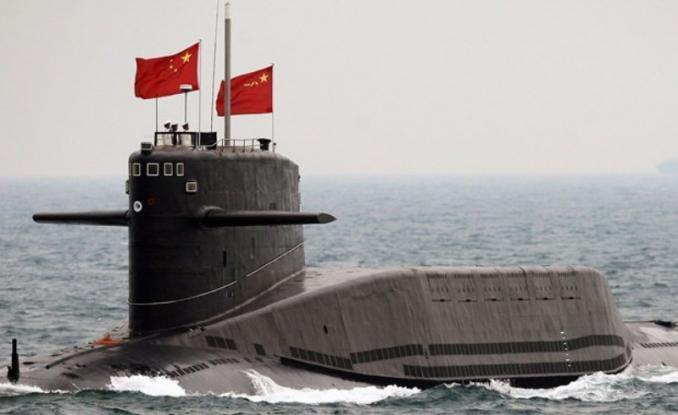 Κίνα, σύνταξη, πυρηνικό, υποβρύχιο,