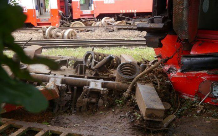 Καμερούν, απολογισμός, εκτροχιασμού τρένου,
