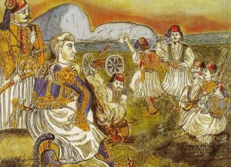 ιστορικός λόγος, Κολοκοτρώνη, Πνύκα,