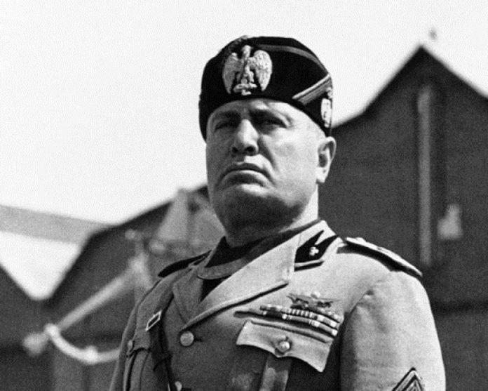 σαν σήμερα, Ιταλία, φασιστική κυβέρνηση, Μουσολίνι,