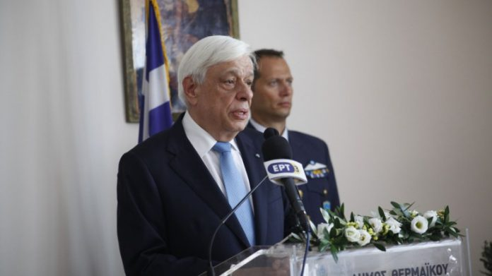 Παυλόπουλος προς Ερντογάν: Ειρηνική συνύπαρξη αλλά με έργα και όχι μόνο λόγια