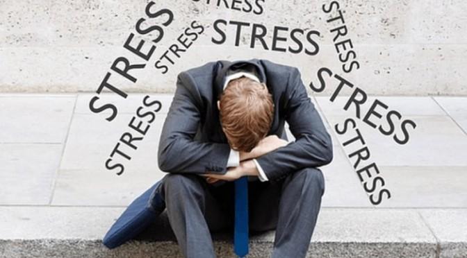 Ανεξάρτητα από το πόσο προσπαθούμε να το αγνοήσουμε, το άγχος πάντα μας περιμένει στην γωνία.