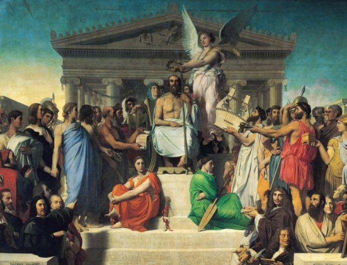 Κακριδής, διδάσκουμε, Αρχαία ελληνικά, παιδιά,