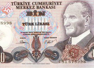 τουρκική λίρα, Καταρρέει,