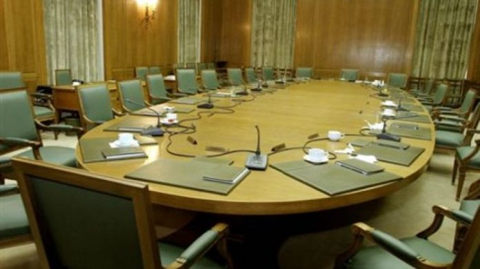 Με τη νέα μορφή συνεδριάζει την Παρασκευή 26 Ιουλίου το υπουργικό συμβούλιο
