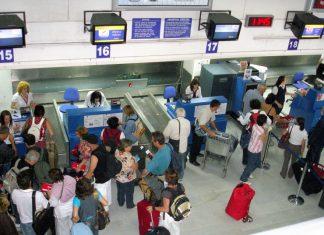 αύξηση, επιβατικής κίνησης, αεροδρόμια, Αύγουστο,