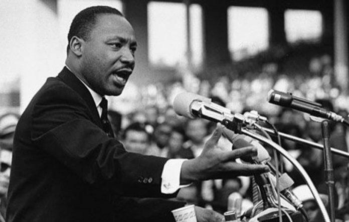 σαν σήμερα, Μάρτιν Λούθερ Κινγκ, Νόμπελ Ειρήνης,