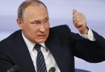 Β.Πούτιν, Μόσχα, Χαλέπι,