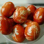 αυγά, βαμμένα, προσοχή,