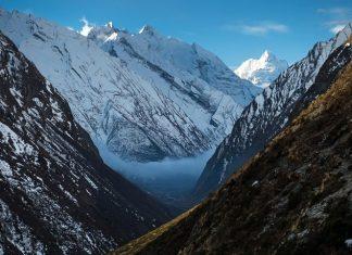 εντυπωσιακά, βουνά, κόσμο,