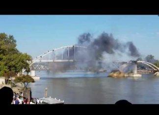 γέφυρα, δεν ήθελε να πέσει,