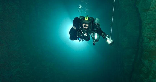 μεγαλύτερη, υποβρύχια, σπηλιά,