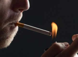 κάπνισμα, μεταλλάξεις, ένα χρόνο,
