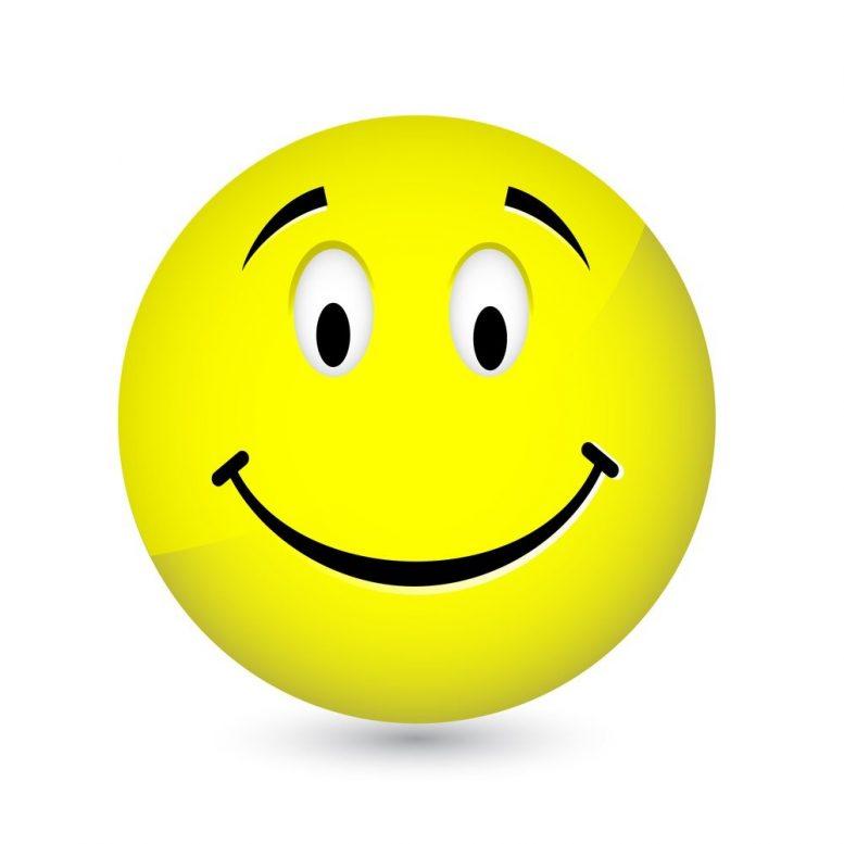 άχρηστη πληροφορία, Χαμόγελο, emoticon,