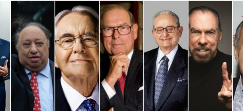 Forbes, 7 Έλληνες, λίστα, πλουσιότερους,