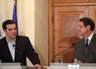 Τηλεφωνική επικοινωνία Τσίπρα - Αναστασιάδη με αφορμή την ανανέωση της τουρκικής Navtex