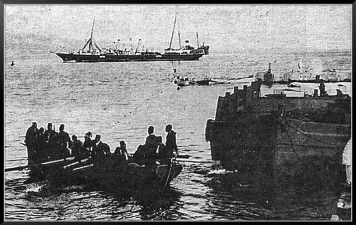 σαν σήμερα, λιμάνι, Σούδα, 1900,