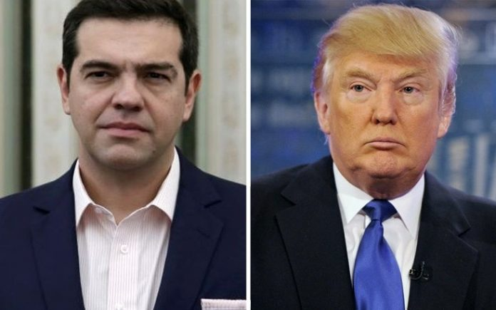 Αναβαθμισμένος o γεωπολιτικός ρόλος της Ελλάδας, τραμπ, Τσίπρας,