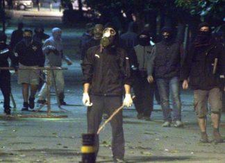Συλλήψεις στη Θεσσαλονίκη για τα επεισόδια
