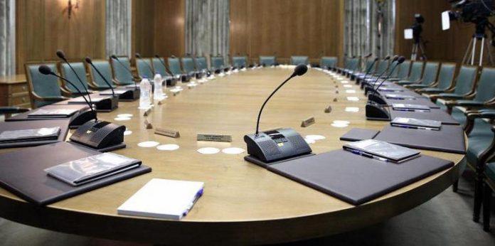 Υπουργικό Συμβούλιο: Συζητήθηκαν εφτά νομοσχέδια