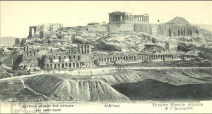 Γεώργιος Δουσμάνης, Ιστορία, Αλβανού, Ακρόπολη,