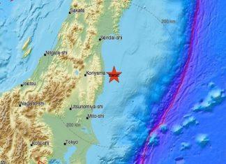 σεισμός, Φουκουσίμα, πυρηνικές εγκαταστάσεις,