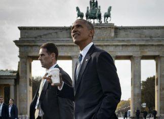 Ομπάμα, Βερολίνο, βόλτα,