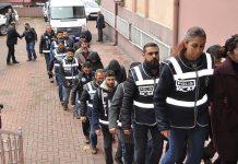 Τουρκία, συλλήψεις, πραξικόπημα,