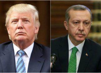 διπλωματικός πόλεμος, ΗΠΑ, Τουρκία,