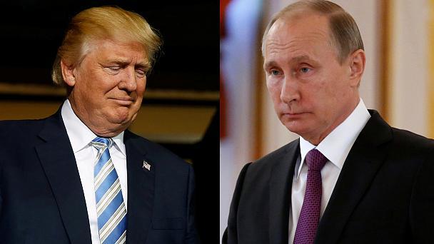 Πούτιν, ΗΠΑ, Τράμπ,