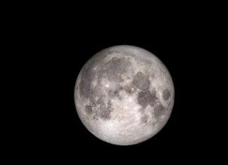 Σούπερ Σελήνη στις 2 Ιανουαρίου