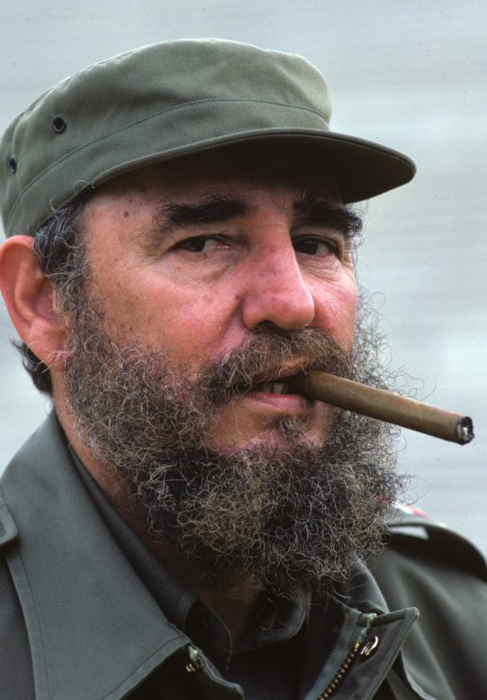 πιπεράτες, αποκαλύψεις, Φιντέλ Κάστρο,