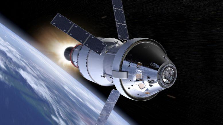 NASA-Orion, Βίντεο, πρόγραμμα, Άρη,