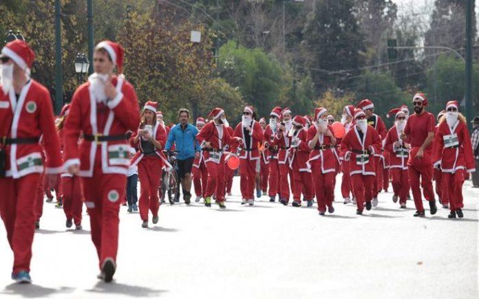 τρέχουν, Άγιοι Βασίληδες, Αθήνα,