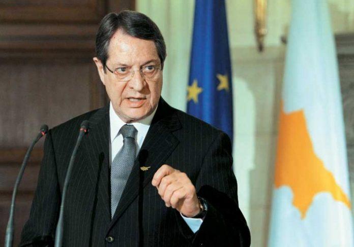 Κύπρος: Ο Νίκος Αναστασιάδης έπαυσε τον Αρχηγό της Αστυνομίας