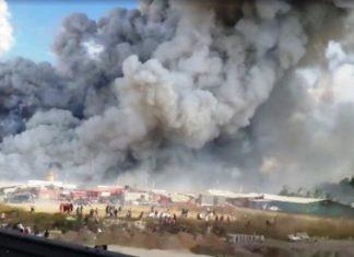 ΜΕΞΙΚΟ: Τουλάχιστον 16 νεκροί από έκρηξη σε αποθήκη πυροτεχνημάτων