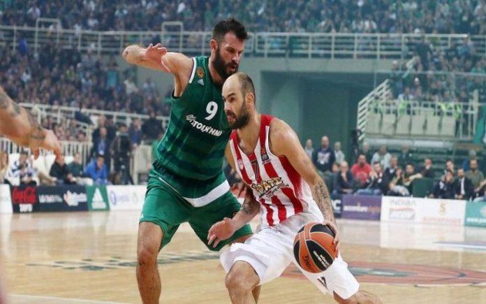 Μπάσκετ Α1: Παναθηναϊκός - Ολυμπιακός 79-70