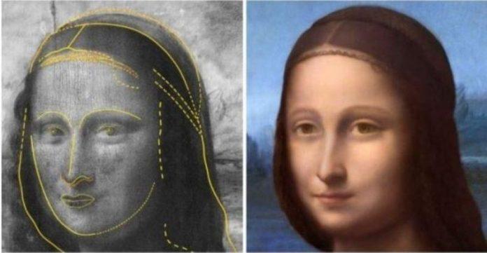 σοκάρει, αλήθεια, πίνακας, Μόνα Λίζα,