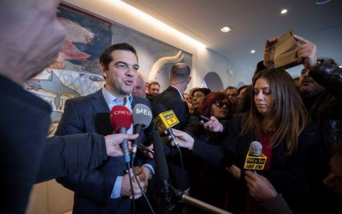Τσίπρας, Εκλογές, 2019,